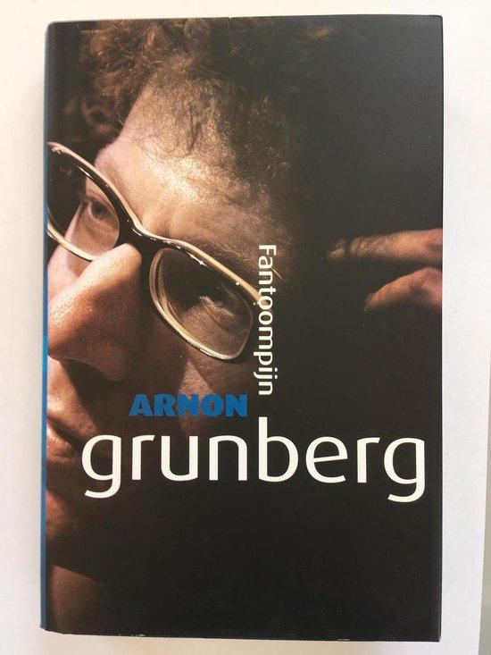 Fantoompijn - Arnon Grunberg |