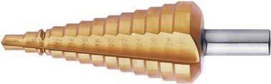 Universele trapboor HSS TiN 12,5-30,50mm