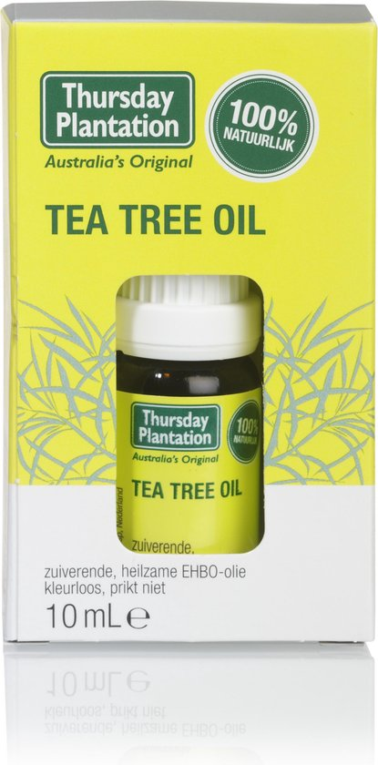 Plantation Tea Tree Olie - 10ml