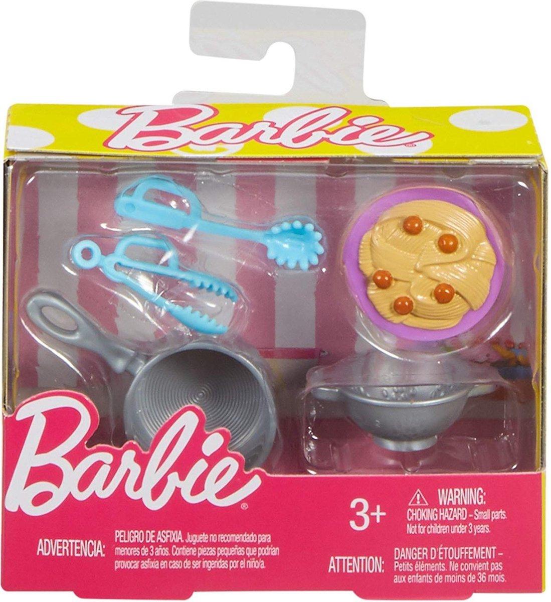 Barbie - Pasta Set