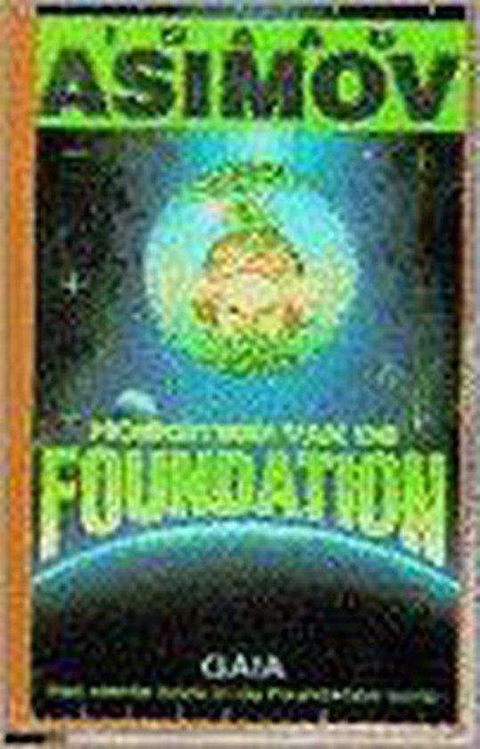Hoeksteen van de foundation - Isaac Asimov   Readingchampions.org.uk