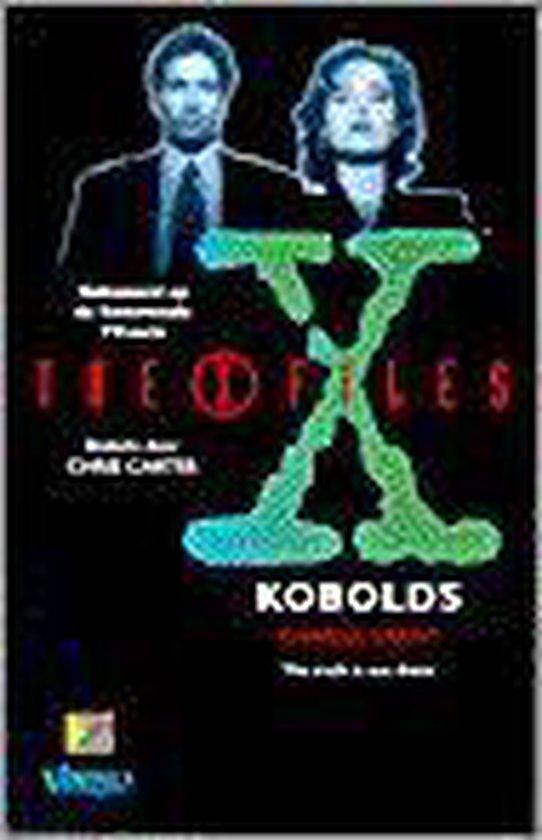 The x-files 1: kobolds - Charles Grant pdf epub