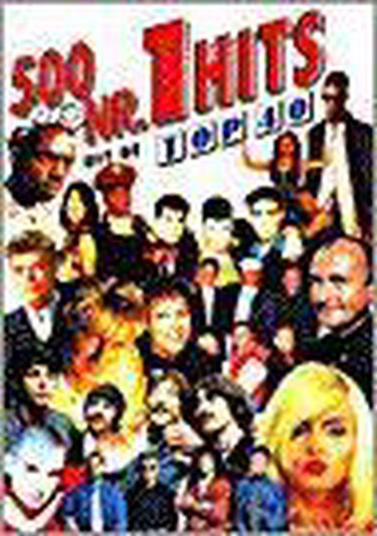 500 nr 1 hits uit de top 40 - Van J. Slooten |
