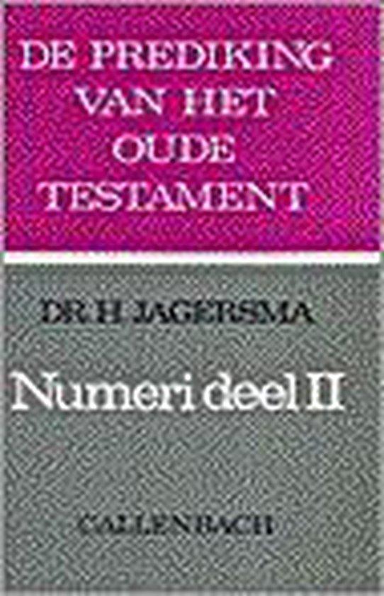 NUMERI 2 - H. Jagersma  