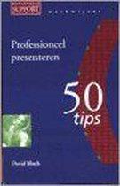 Professioneel presenteren - werkwijzer 50 tips