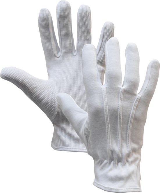 3x Luxe Serverhandschoenen met Nopjes - M