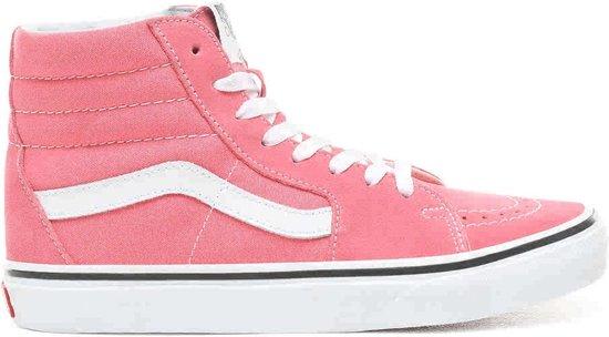 bol.com | Vans Sneakers - Maat 42 - Vrouwen - roze/ wit