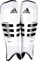 adidas ScheenbeschermerVolwassenen - wit/zwart