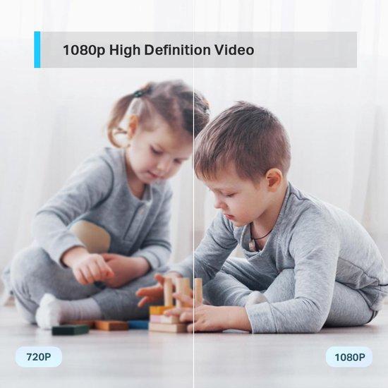 TP-Link Tapo C200 - Pan / Tilt Home Security Wi-Fi - IP Camera
