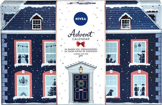 Afbeelding van NIVEA Advent kalender geschenkset