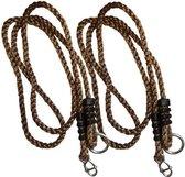 Losse Touwenset / Verleng touwen 155 cm PP Touw