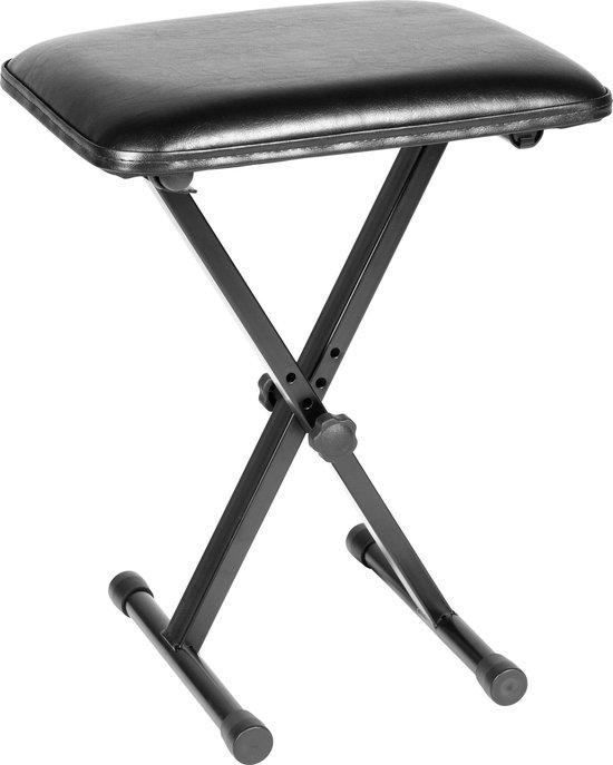 OEM-AKT-1200 Piano Bench (Black)
