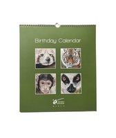 Kalender vol dieren