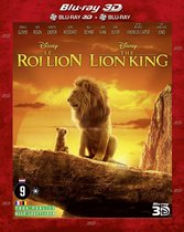 The Lion King (3D Blu-ray) (Import zonder NL)