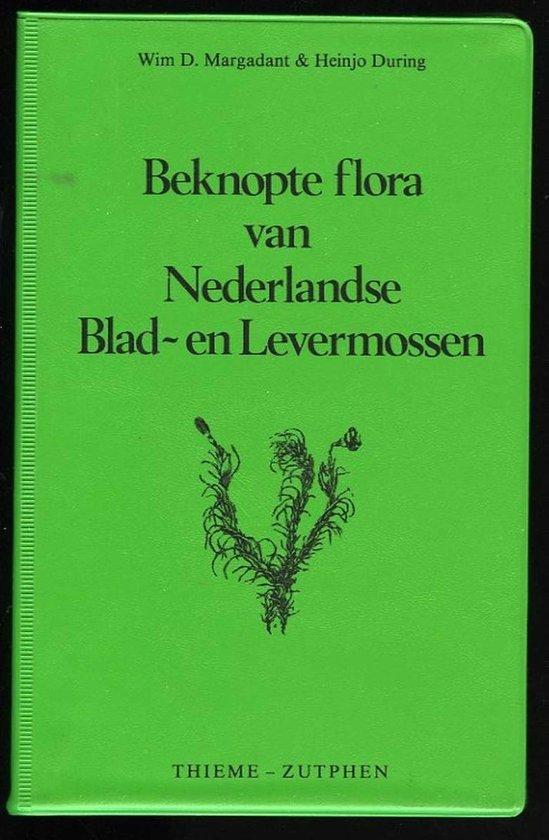 Beknopte flora ned.blad levermossen - Margadant | Fthsonline.com
