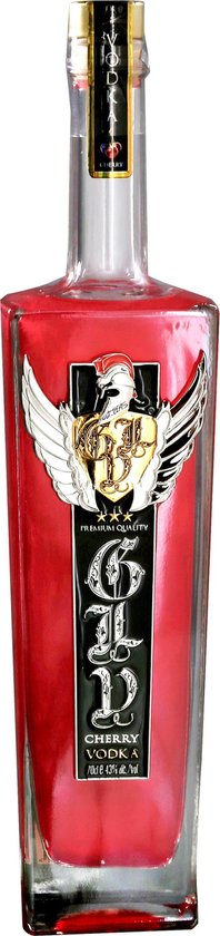 GLV Vodka Premium Cherry 70 cl