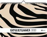 Afbeelding van Familieplanner 2020 - A4 Formaat - Wire-o Met Ophanghaakje - Weekplanner Gezinsplanner - Oh My Goody