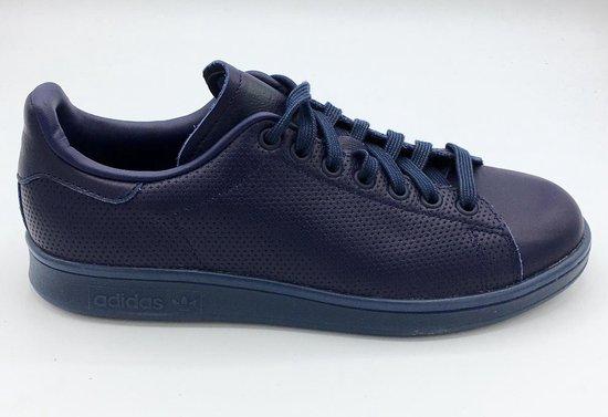 Adidas Stan Smith Triple Blue- Sneakers Heren- Maat 40 2/3