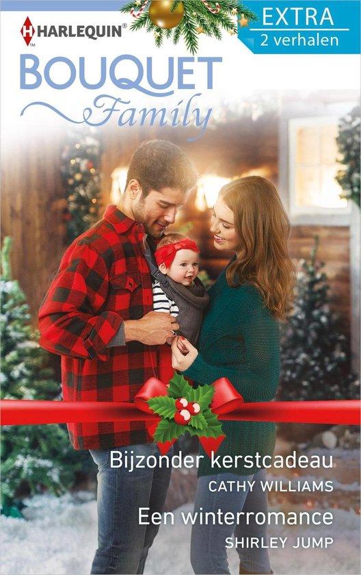 Bouquet Extra 527 - Bijzonder kerstcadeau ; Een winterromance - Cathy Williams |