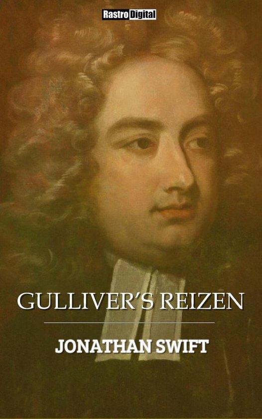 Gulliver's reizen - Jonathan Swift |