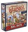 Afbeelding van het spelletje Pegasus Spiele ISTANBUL BIG BOX bordspel Volwassenen en kinderen
