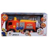 Simba - Brandweerman Sam - Jupiter Brandweerwagen