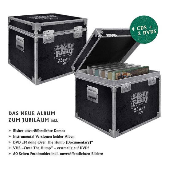 25 Years Later (Limited Edition Boxset)