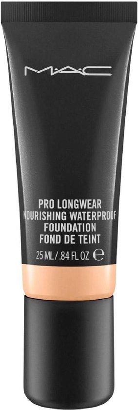 MAC Pro Longwear Nourishing Waterproof Foundation – NC 30