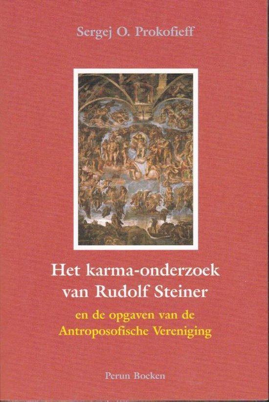 Het karma-onderzoek van Rudolf Steiner en de opgaven van de Antroposofische Vereniging - O. Prokofieff |