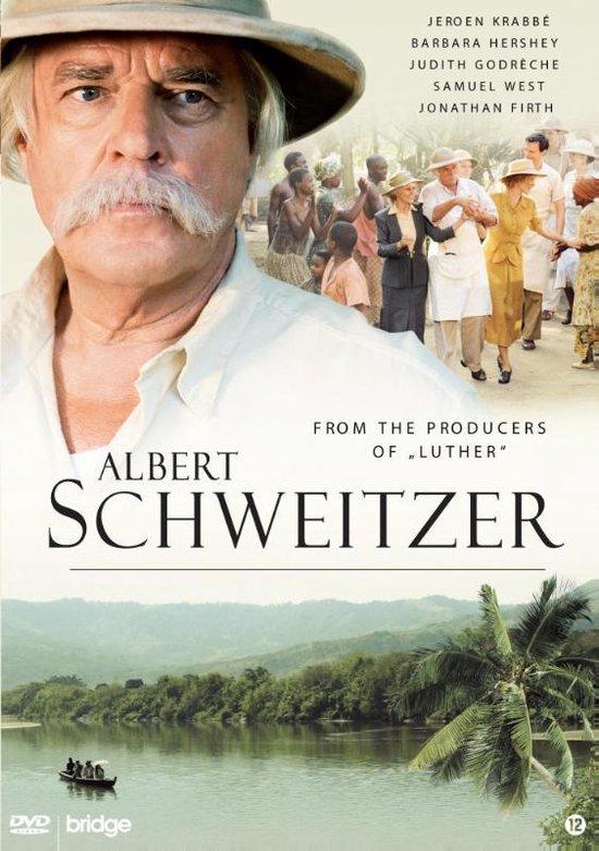 Cover van de film 'Albert Schweitzer'