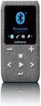 Lenco Xemio-861 - MP3-speler met bluetooth - Grijs