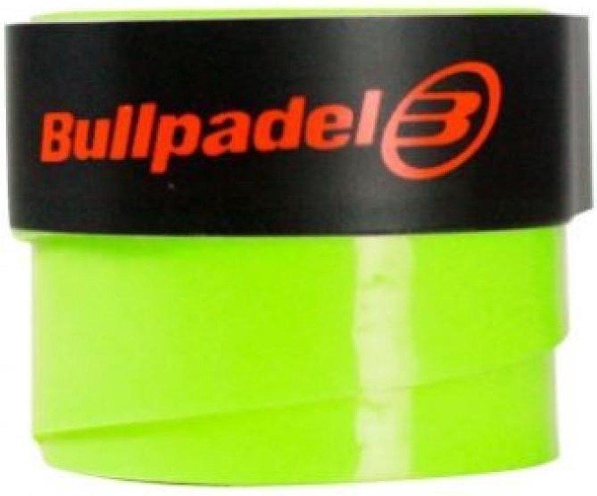 Bullpadel grip overgrip padel tennis squash hockey badminton Geel 6x