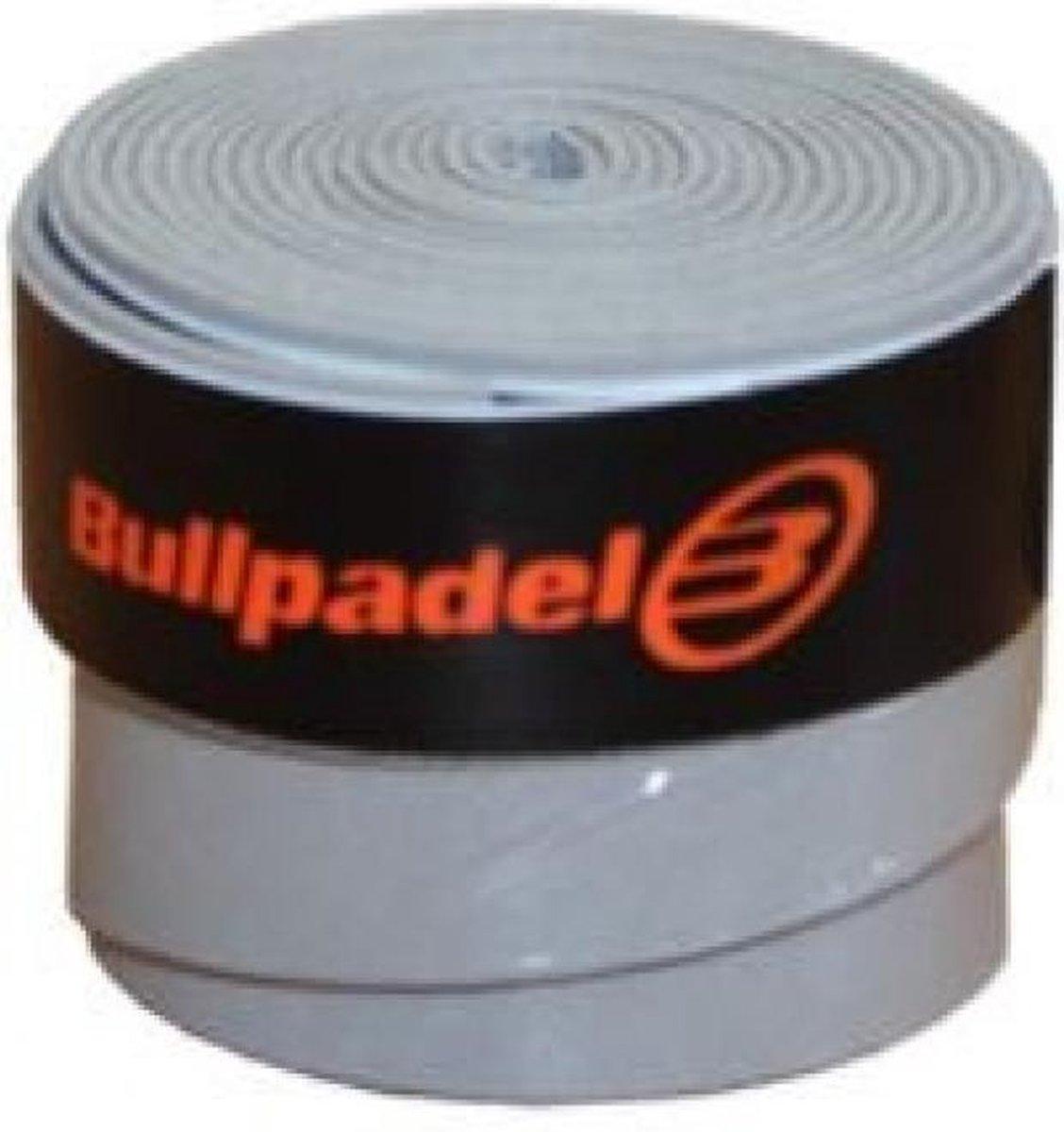 Bullpadel overgrip grip padel tennis squash hockey badminton Wit 6x