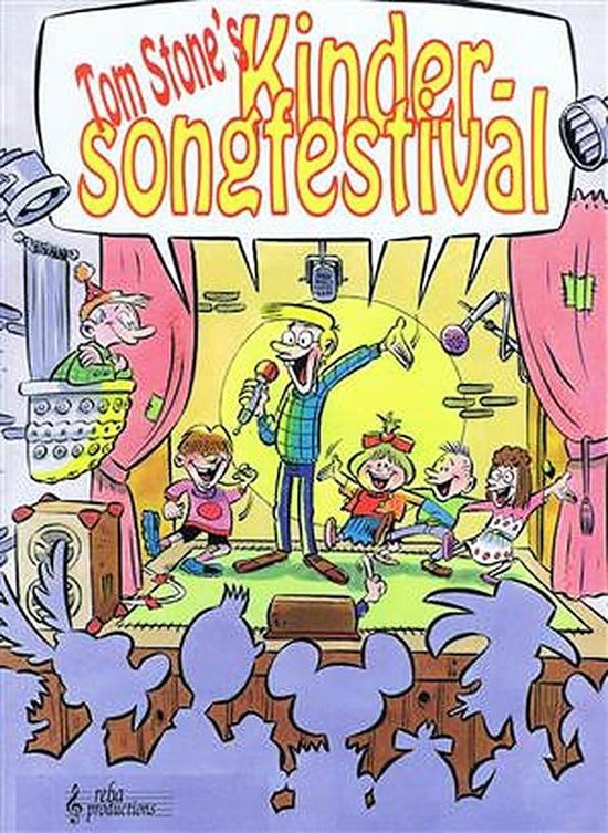 Kindersongfestival - T. Stone | Readingchampions.org.uk