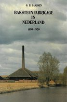 Baksteenfabricage in nederland