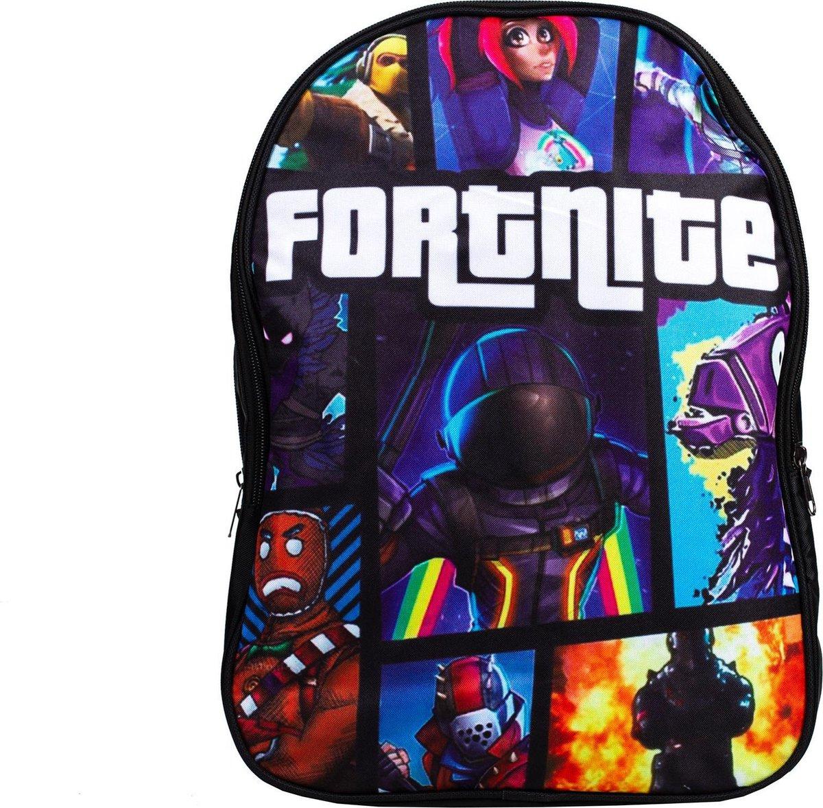 GoPa Fortnite Kinderrugzak   18 Liter   rugtas   schooltas   Gaming