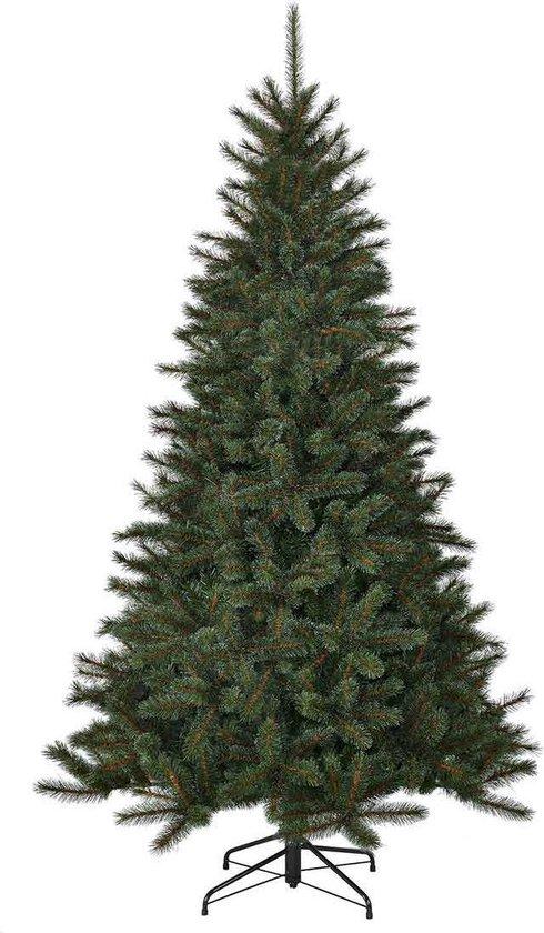 Black Box Toronto kunstkerstboom maat in cm: 230 x 140 groen - GROEN