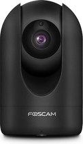 Foscam - R4M-B Indoor Super HD dual-band PT camera 4MP