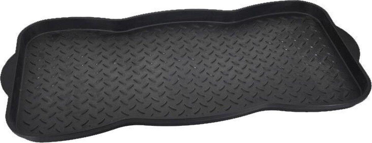 laarzenmat , schoenenmat , Boot Tray , schoen lekbak , lekbak voor schoenen en laarzen , 38 x 75 cm