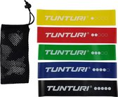 Tunturi - Weerstandsbanden Set - Fitness elastiek - resistance band