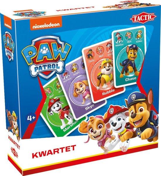 Paw Patrol Kwartet