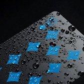 Luxe speelkaarten - Poker kaarten waterdicht - zwart en blauw