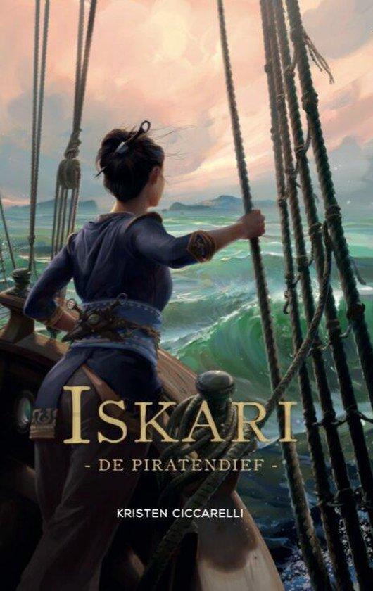 Iskari 3 - De piratendief - Kristen Ciccarelli |