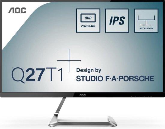 AOC Style-line Q27T1 - QHD IPS Monitor