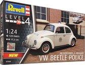 Volkswagen Beetle Police (NL / BE) - 1:24 - Revell
