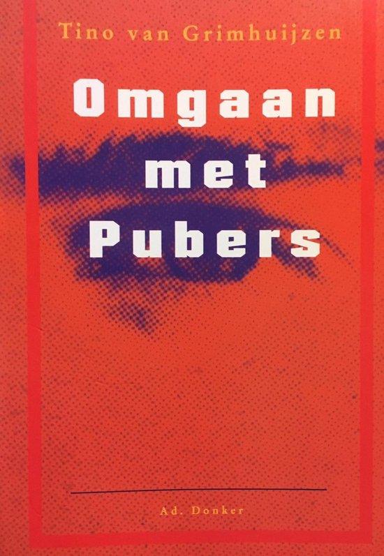 Omgaan met pubers - Tino van Grimhuyzen pdf epub