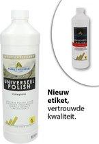 Parketmeester Universeel Polish - Gelakte Houten vloer Onderhoud - Parketreiniger - Houtreiniger - Parket onderhoud - Vloerreiniger producten