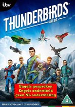 Thunderbirds Are Go: Series 3 Vol 1 [2019]