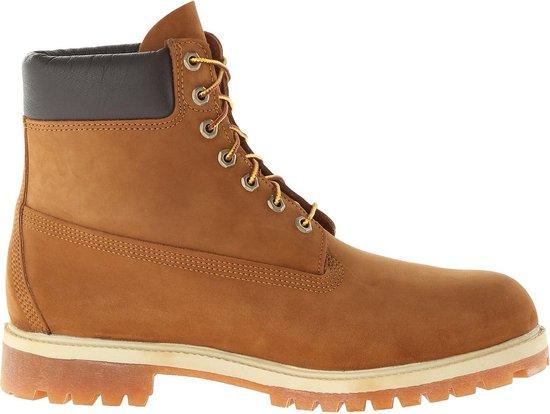 Timberland Premium 6-inch Boot - Heren - Laarzen - Roest - Maat 44.5