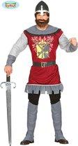 FIESTAS GUIRCA, S.L. - Ridder prins kostuum voor volwassenen - M (48)
